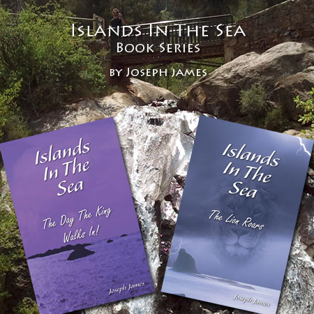 Islands In The Sea Book Series by Joseph James