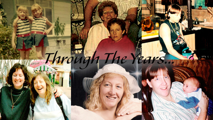 Through The Years - Janiece Turner-Hartmann