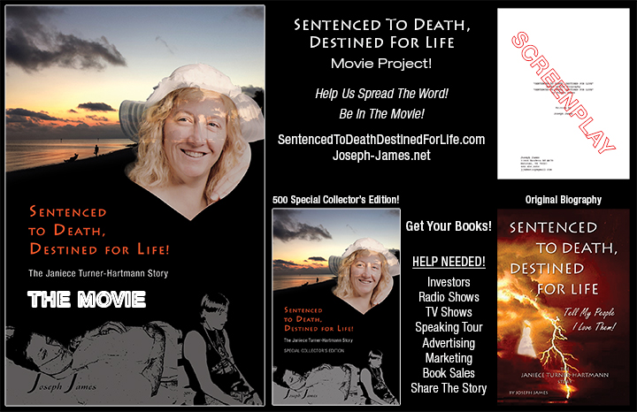 Sentenced To Death Destined For Life | The Movie | The Janiece Turner-Hartmann Story | by Joseph James