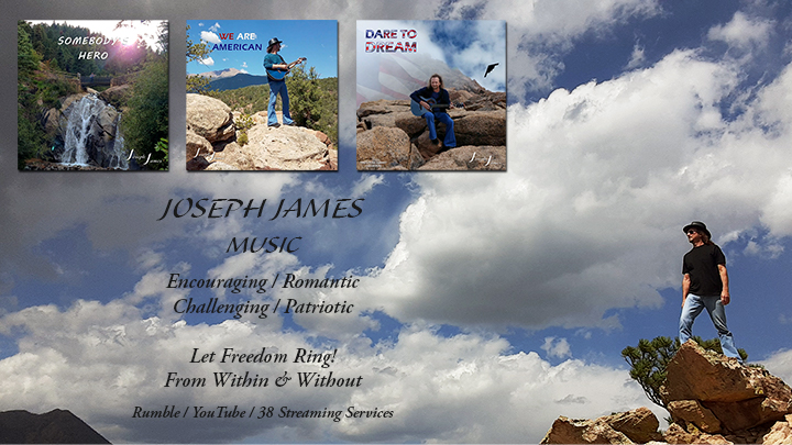 Music Albums by Joseph James