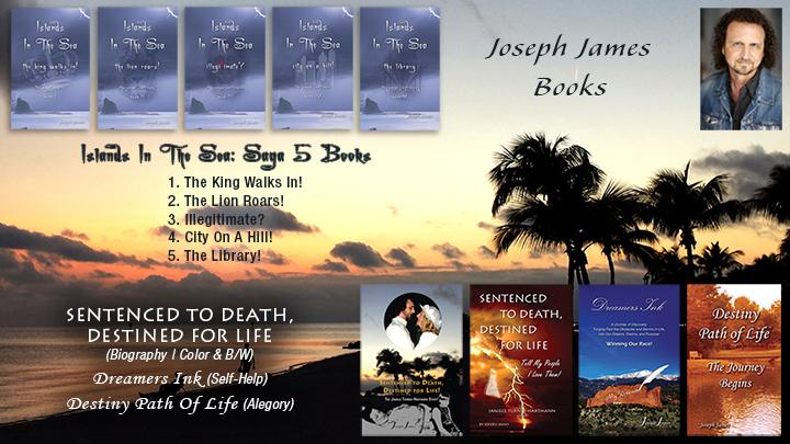 Books by JOSEPH JAMES